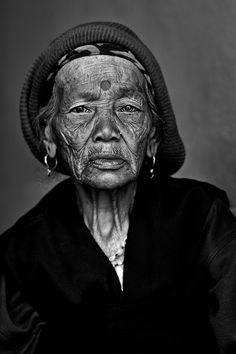 old woman  Grandmother. Somebody's Mama. Beauty. Strength. Wisdom.