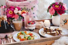 Surprise Your Valentine with Breakfast in Bed - Whitney Port + Urban Palate