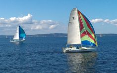 Travel Destination: Sailing on Puget Sound, WA