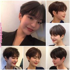 Today we have the most stylish 86 Cute Short Pixie Haircuts. Pixie haircut, of course, offers a lot of options for the hair of the ladies'… Continue Reading → Short Pixie Haircuts, Hairstyles Haircuts, Pretty Hairstyles, Shot Hair Styles, Curly Hair Styles, Girl Short Hair, Short Hair Cuts, Korean Short Hair, Asian Haircut Short