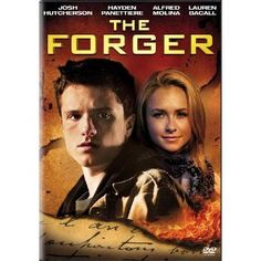 The Forger - Josh Hutcherson, Hayden Panettiere, Alfred Molina, Lauren Bacall Great Movies, New Movies, Movies To Watch, Movies Online, Movies And Tv Shows, Hayden Panettiere, Josh Hutcherson, Lauren Bacall, Billy Boyd