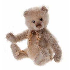 """Charlie Bear Dinky Bear 7"""" Mohair"""