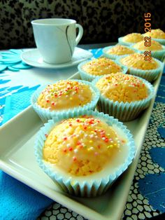 ♨ Pelusiowa Kuchnia ♨: Muffinki budyniowe