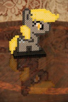 Chibi Pony Series Derpy by StormyandAkirasWorld on Etsy, $5.50