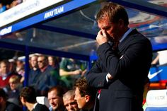 Half Time: #QPR 0-0 #LFC. The performance? This photo says it all...