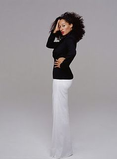 Tracee Ellis Ross. I love her style.