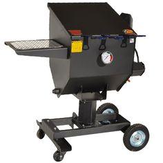 R & V Works FF3 8.5 Gallon Outdoor Cajun Deep Fryer