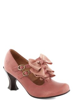 John Fluevog Little Boutique Heel, #ModCloth...way out of my price range, but very fun!