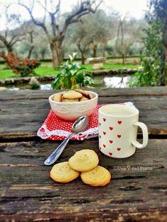 Le paste meliga, biscottini friabilissimi con farina di mais in versione vegana senza burro