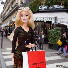 Barbie® @barbiestyle A visit to the le...Instagram photo | Websta (Webstagram)