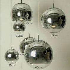 Modern Silver Copper Shade Lighting Glass Globe Ball Pendant Light Round Ceiling Hanging Lamp luminaire Kitchen Light Fixture-in Pendant Lights from Lights & Lighting on Aliexpress.com | Alibaba Group