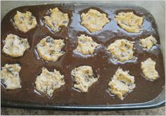 Crazy About Cakes: Delicious Chocolate Chip Cookie Brownies