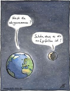 abnehmender Mond -  www.och-noe.de - Cartoons