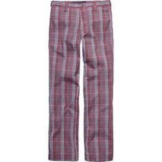 Oakley Swagger 2.0 Men's Golf Pants - Rhone / Size 40 by Oakley. $75.00. Most golf pants deserve a two-stroke penalty for style. Add another stroke for lame attitude. We create designs for players who want an edge of finesse without sacrificing individuality. This one is called the Swagger Pant 2.0, and we crafted it with cotton and resilient spandex for a performance feel. Welt pockets and a stitched logo dress the back, and the sides are refined with a narrow panel that run... Oakley Golf, Golf Pants, Mens Golf, Welt Pocket, Attitude, Outdoors, Spandex, Pockets, Logo