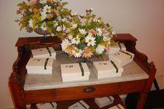 Artesanato Marcia e Mary: Casamento-Lembranças para padrinhos –caixas em MDF...