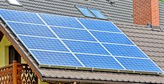 Solar panels are an excellent investment, as they can help you significantly reduce the amount of energy you use. Solar Energy Cost, Solar System, Solar Panels, How To Find Out, Take That, Outdoor Decor, Sun Panels, Solar Power Panels, Solar System Crafts