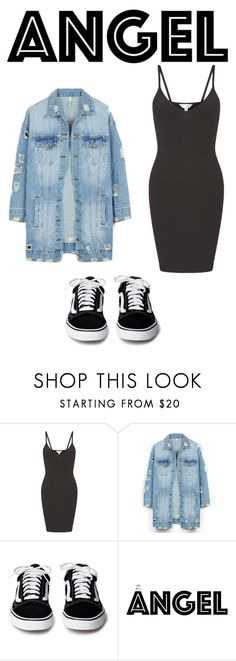 """clasic"" by juliadb on Polyvore featuring Miss Selfridge and LE3NO"