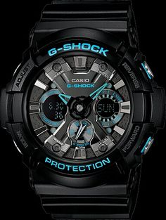 Gshock GA201BA-1A