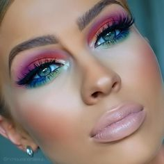 Eye Makeup Tips.Smokey Eye Makeup Tips - For a Catchy and Impressive Look Makeup Goals, Makeup Inspo, Makeup Art, Makeup Ideas, Makeup Salon, Easy Makeup, Mua Makeup, Makeup Geek, Makeup Trends