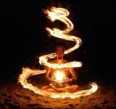 Healing Flame Spell