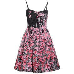 Redvalentino Short Dress ($675) ❤ liked on Polyvore featuring dresses, black, zipper dress, pleated mini dress, short dresses, sleeveless short dress and short pleated dress