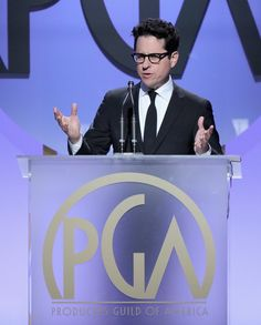 Pin for Later: Hot Hollywood Stars Turn Heads at the Producers Guild Awards J.J. Abrams