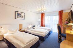 Dreibettzimmer im AKZENT Hotel Alpenrose