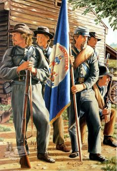 Virginia's Sons by Henry E. Kidd