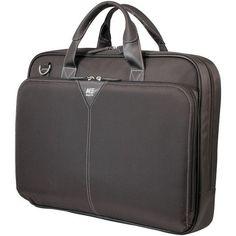 "16"" PC/17"" MacBook(R) Nylon Notebook Briefcase (Select) - MOBILE EDGE - MEBCNS1"