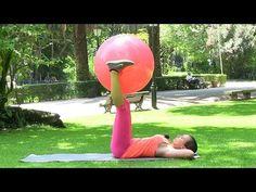 3 exercices pour des jambes fuselées! (mollets, ischios, fessiers,...) - YouTube