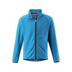 Reima Riddle Kids Fleece in Turquoise