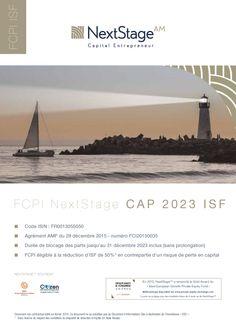 FCPI NextStage Cap 2023 ISF commercialisé par NextStage AM
