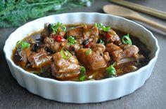 Steamed Pork Ribs in Black Bean XO Sauce_5