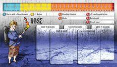 Rose's Survivor ID Card