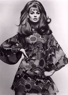 1960's fashion - jean shrimpton