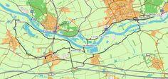 GPS-fietsroute Wageningen – Kesteren – Lienden (38km) Deze route wordt gedomineerd door de Rijn. Een dominantie die geenszins stoort, want de Rijn mag gezien worden! Een brede, traag stromende rivier met uiterwaarden waar rust, ruimte en natuur elkaar aanvullen. Tijdens deze fietstocht maakt uook kennis met de interessante historie van de Wageningse Berg. Verder is, afhankelijk van het seizoen, de bloesempracht en het fruitvan de Betuwe te bewonderen.
