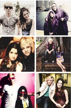 Raura:have they ever heard of personal sapce, but its ok its ADORABLEEEEEE