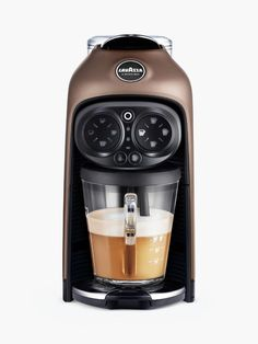 Buy Black Lavazza A Modo Mio Desea Coffee Machine from our View All Coffee Machines range at John Lewis & Partners. Coffee Uses, Coffee Type, Coffee Art, Iced Coffee, Espresso Machine Reviews, Espresso Coffee Machine, Brown Coffee, Black Coffee, Switzerland