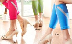 $14 for Colorful Calf Compression Sleeves - 3 Colors