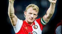 """Tegen AZ maakte de Feyenoord zijn tweede hattrick op rij. """"Het is heerlijk om belangrijk te zijn voor het team."""""""
