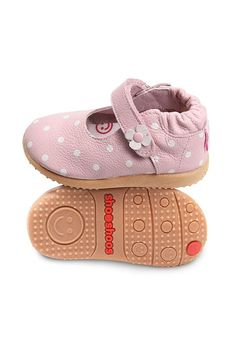 265bf7522ca5 Pink Dot Ballet Mary Jane by Shooshoos