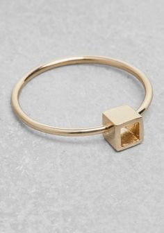 Cube Ring - Other Stories