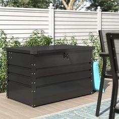 WFX Utility Brough 300 L Metal Storage Box & Reviews | Wayfair.co.uk