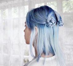 No importa si tu cabello es pequeñito o super largo. | Pinterest: Natalia Escaño
