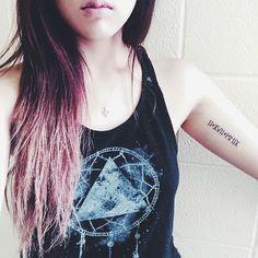 II•XVII•MMIX  #tattoo #new #date #dreamcatcher #art #bodyart #romannumerals #romannumeraltattoos #girlswithtattoos #third #ombrehair #purplehair #berlintattoo