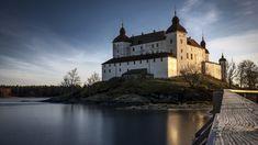 Château Läckö une semaine en Suède Mansions, House Styles, Jet Lag, Pontoons, Travel, Aurora Borealis, Archipelago, Ride Or Die, Mansion Houses