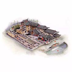 中式宫殿才是世界上最复杂的建筑!