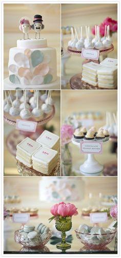 {Inspiración: decoración para boda al aire libre vintage... y muy chic} - Blog de bodas {Love Notes} de Vintage & Chic · Blog de bodas {Love…