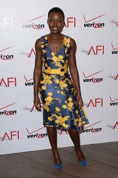 Lupita Nyong'o's style file