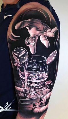 80 Fotos de tatuagens masculinas no braço - TopTatuagens